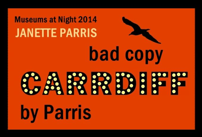 Bad Copy: Carrdiff by Parris: Image 0