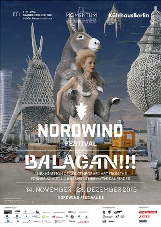 BALAGAN!!! - Contemporary Art from the Former Soviet Union and Other Mythical Places: Image 0