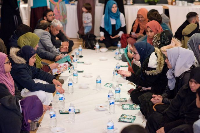 BALTIC: Open Iftar 2020: Image 0
