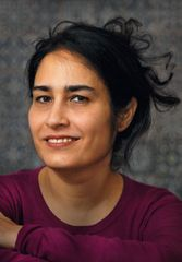 Bani Abid, 2016, photo: Jens Ziehe
