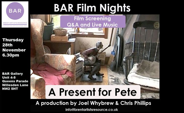 BAR Film Nights Presents A Present for Pete: Image 0