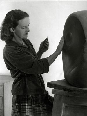 Barbara Hepworth: Artist in Society 1948-53