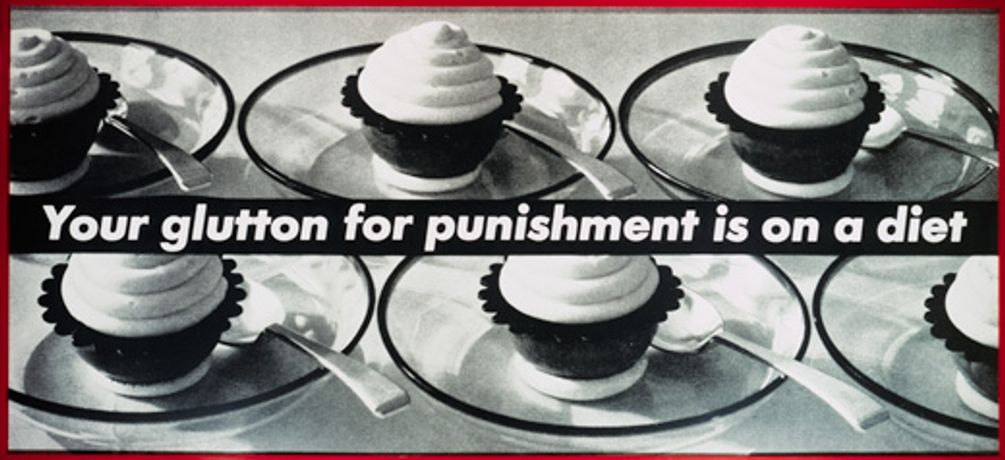 Barbara Kruger at The Artist Dining Room: Image 0