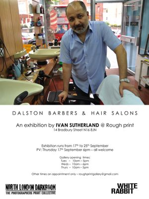Barbers & Hair Salons of Dalston
