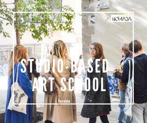 Barcelona Studio Based- Art school