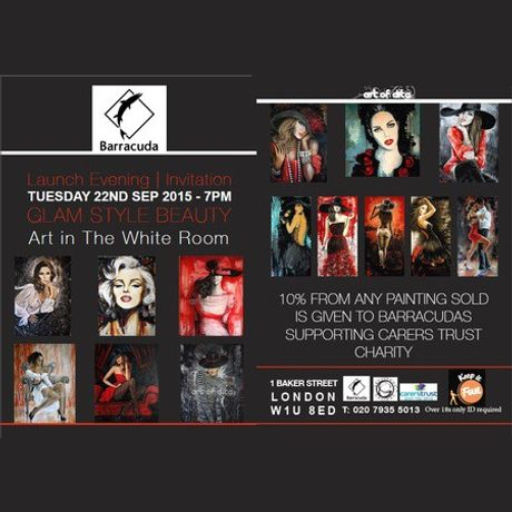 Barracuda Presents The Art of Dita Launch Event: Image 0