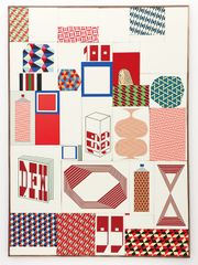 Untitled, Barry McGee, 2014.