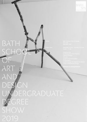 Bath School of Art and Design: Degree Show 2019
