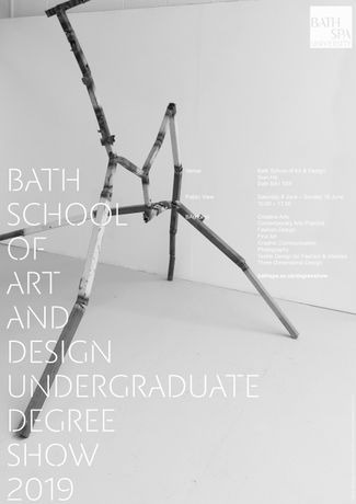 Bath School of Art and Design: Degree Show 2019: Image 0