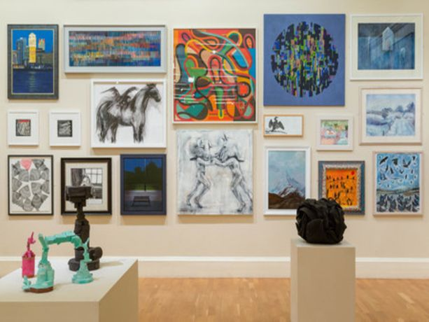 Bath Society of Artists Annual Open Exhibition