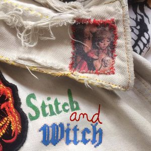 Stitch&Witch: Battle Jacket Sewing Club