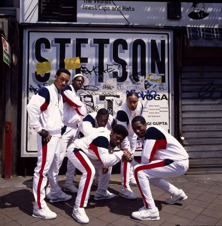 Stetsasonic, 1988 Photo Janette Beckman/Getty Images