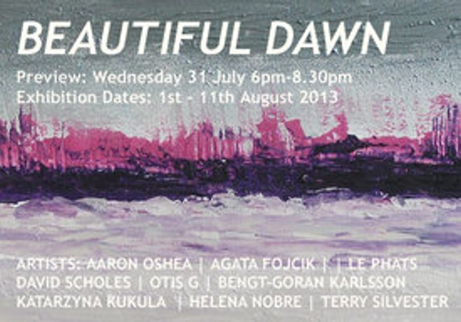 BEAUTIFUL DAWN | 1st-11th August 2013: Image 0