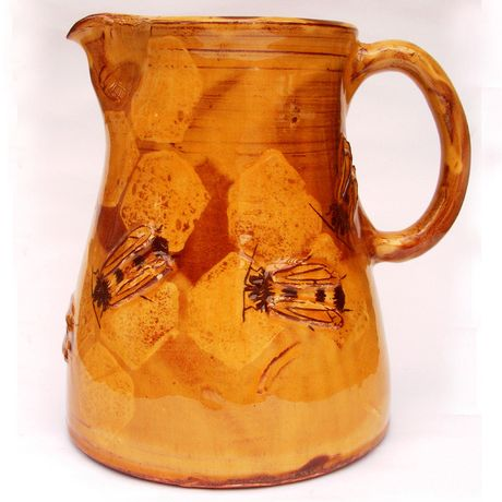 Mary Johnson Bee Jug