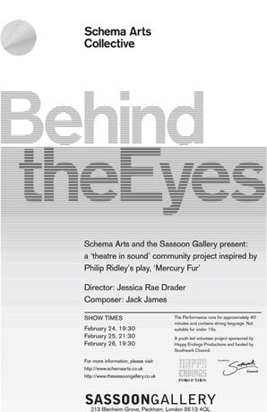 Behind the Eyes: Image 0