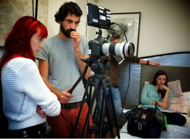 Behind the Scenes: a Filmmaking Workshop with Michael Bray (Strangelove): Image 0