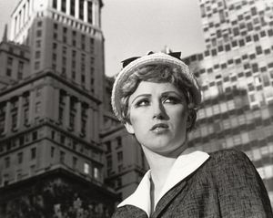 Cindy Sherman, Untitled Film Still #21, 1978. Gelatin silver print, 7½ × 9½ in. (19.1 × 24.1 cm). The Museum of Modern Art, New York Horace W. Goldsmith Fund through Robert B. Menschel, 1995. © 2017 Cindy Sherman
