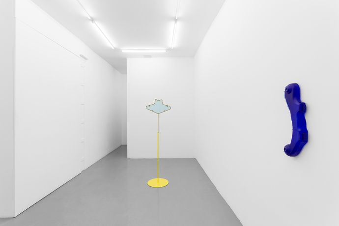 Belén Uriel DESCANSO installation view
