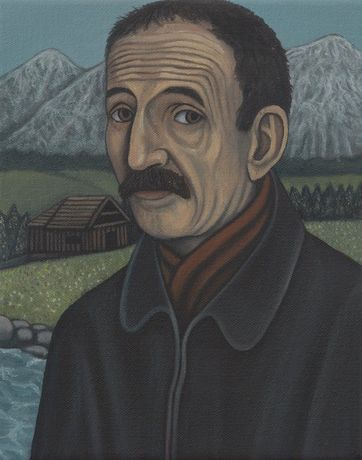 Antonio Ligabue, Courtesy of the Artist and CNB gallery