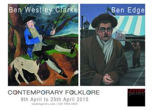 Ben Edge/Ben Westley Clarke Contemporary Folklore