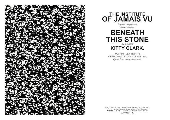 Beneath This Stone: Image 0