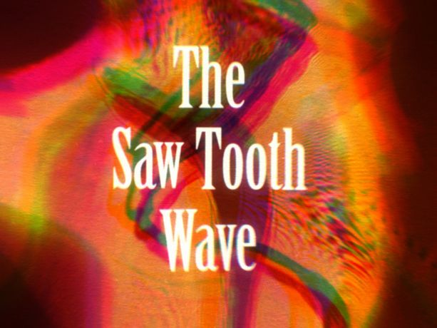 Benedict Drew. The Saw Tooth Wave