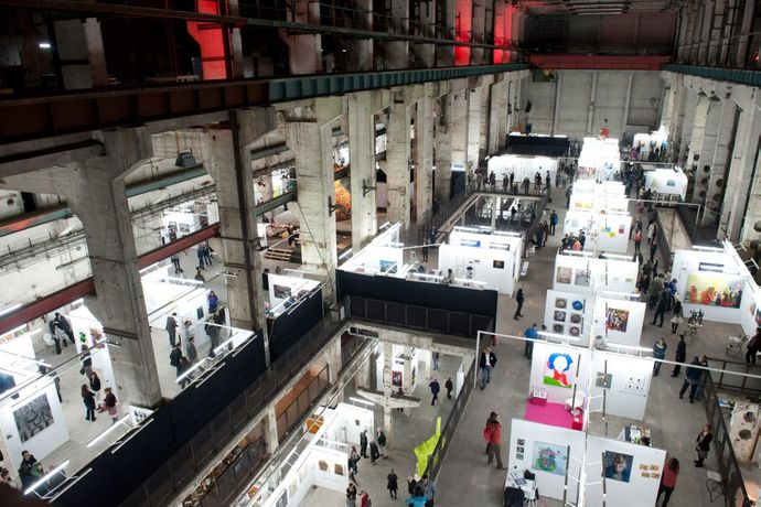 BERLINER LISTE - fair for contemporary art: Image 0