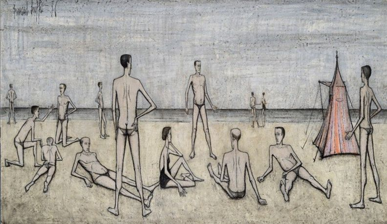 Bernard Buffet: Paintings from 1956 to 1999