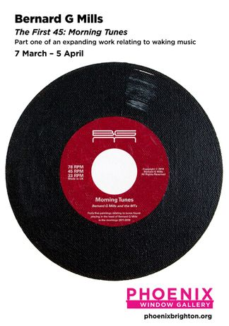 Bernard G Mills, The First 45: Morning Tunes: Image 0