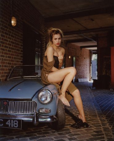 Bettina Rheims · Bonkers — A Fortnight in London: Image 0