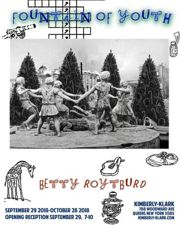 Betty Roytburd: Fountain Of Youth