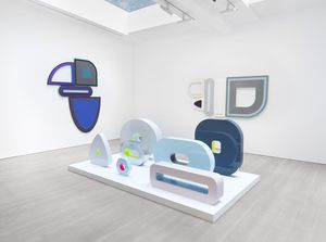 New York, NY: Miles McEnery Gallery, Beverly Fishman: I Dream of Sleep, 10 September - 10 October 2020.