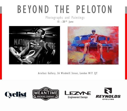 BEYOND THE PELOTON: Image 0