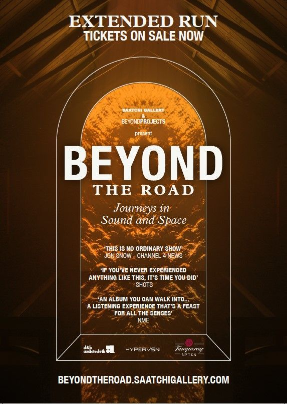 Beyond The Road Lates - Exhibition at Saatchi Gallery in London