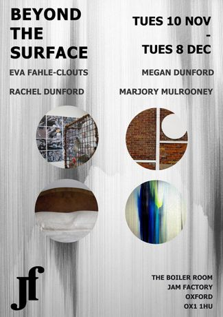 Beyond The Surface - an open discussion with Artists: Image 1