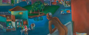Bhupen Khakhar. You Can't Please All
