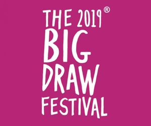 Big Draw 2019 Pop-up Sculpture Tent