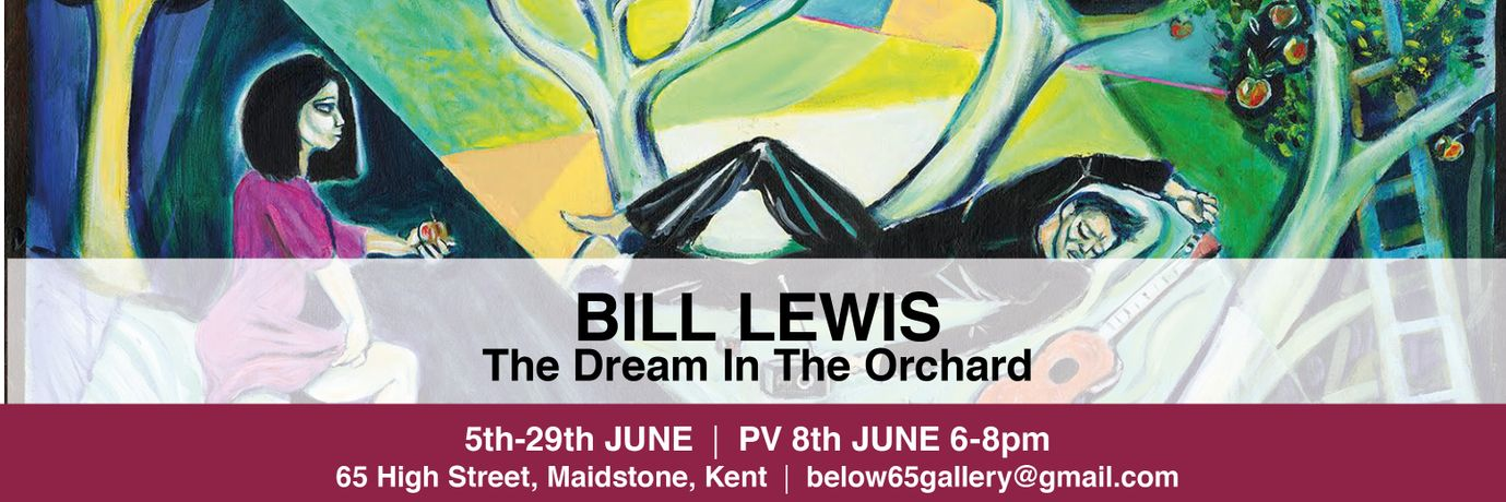 Bill Lewis, The Dream in The Orchard: Image 0