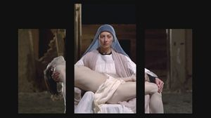 Mary by Bill Viola