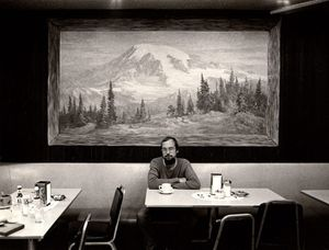Bill Viola. Moving Stillness (Mt. Rainier), 1979