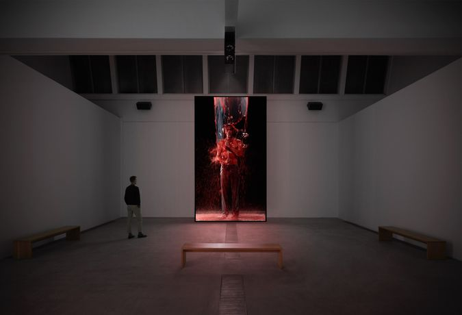 Bill Viola: Transformation: Image 0