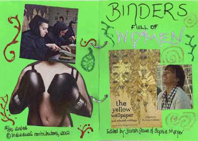 Binders Full of Women: Image 0