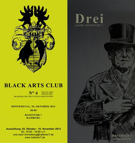 BLACK ARTS CLUB N° 4: Image 0