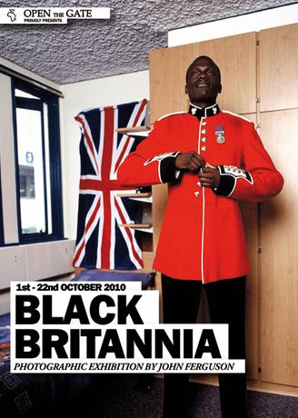 Black Britannia, photographic exhibition by John Ferguson: Image 0