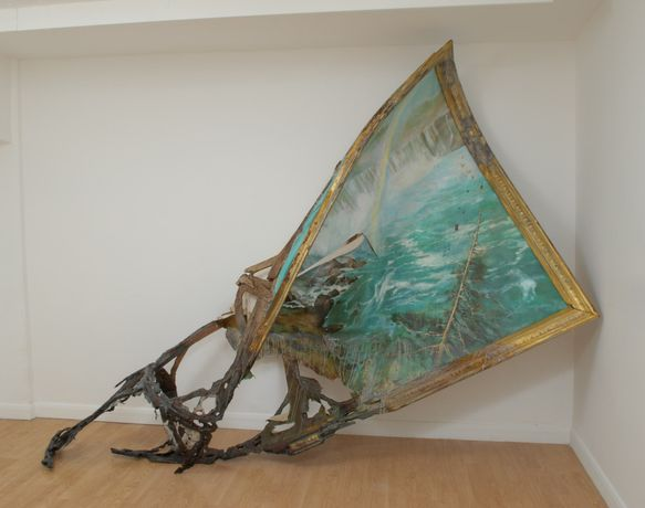 Niagara Falls by Valerie Hegarty