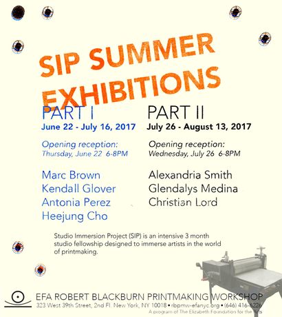 Blackburn SIP Summer Show: Part II: Image 0