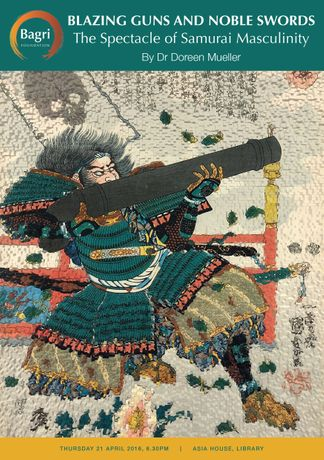 Blazing Guns and Noble Swords: The Spectacle of Samurai Masculinity: Image 0