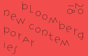 Bloomberg New Contemporaries