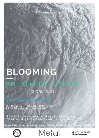 Blooming : An exercise in Space