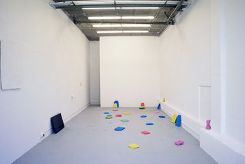 Exhibition view blow in, Alexander Duncan, Aldama Fabre